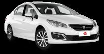 Peugeot 408 седан